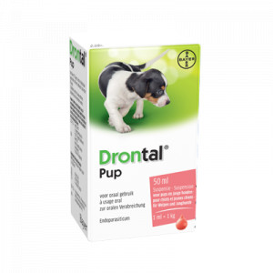 Drontal - Worm Druppels Pup