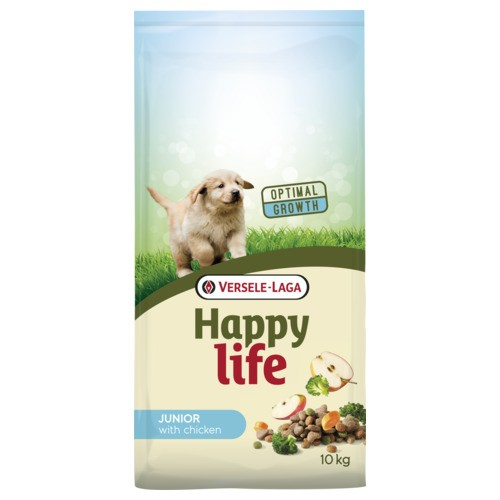 Happy Life Junior Chicken hondenvoer