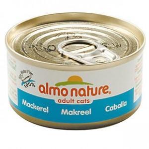 Almo Nature Makreel per blik (OP is OP)