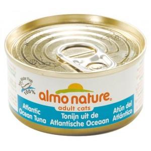 Almo Nature Atlantische Tonijn per blik (OP is OP)