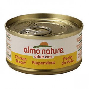 Almo Nature Kippenvlees (kippenborst) Per stuk