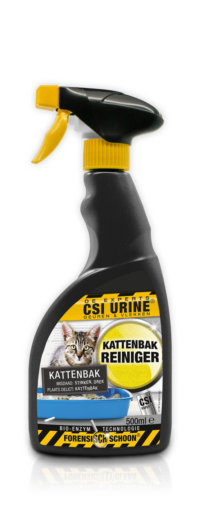 CSI Urine Kattenbakreiniger