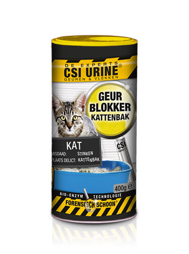 CSI Urine Kattenbak Granules