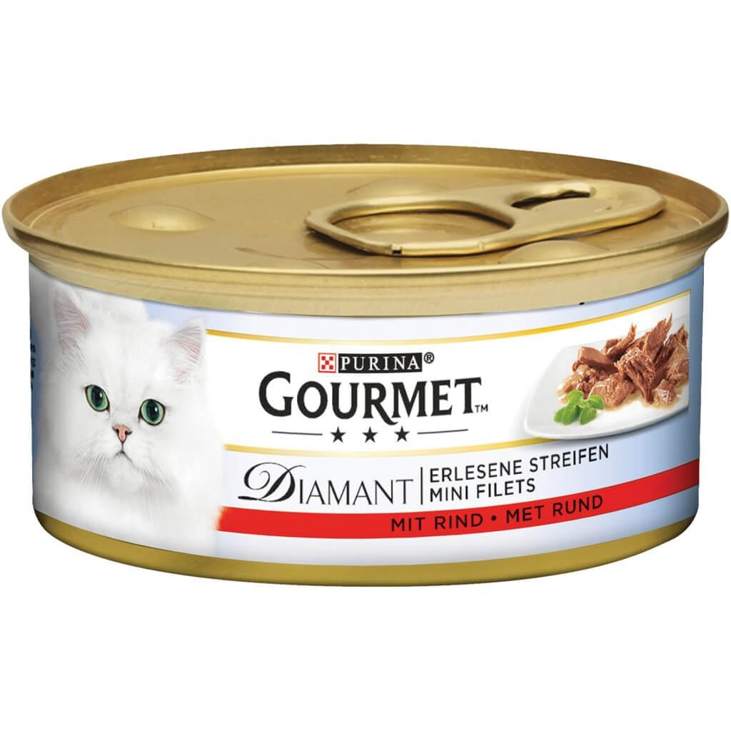 Gourmet Diamant Rund kattenvoer