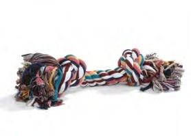 Flosstouw gekleurd 95 cm 5-knoops 0640937
