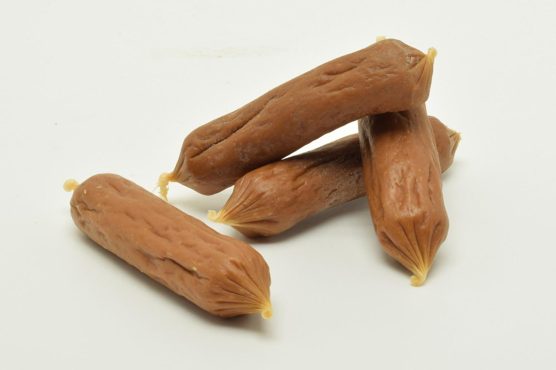 Brekz - Puur Worstjes Zalm 250 gram