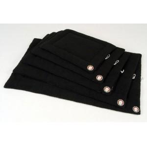 Doggybag Wool Blanket zwart Large