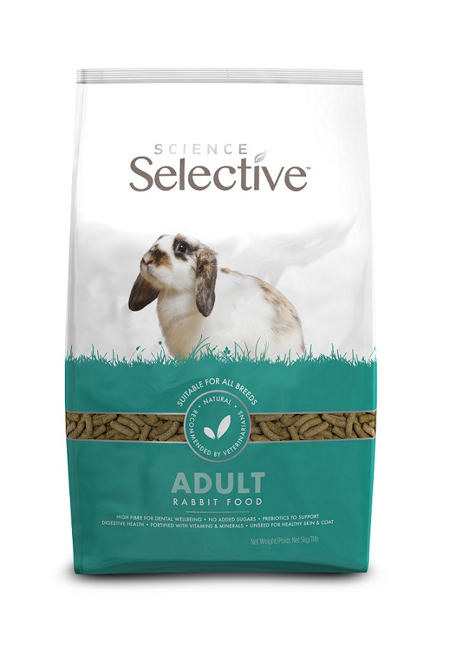 Supreme Science Selective Adult konijnenvoer