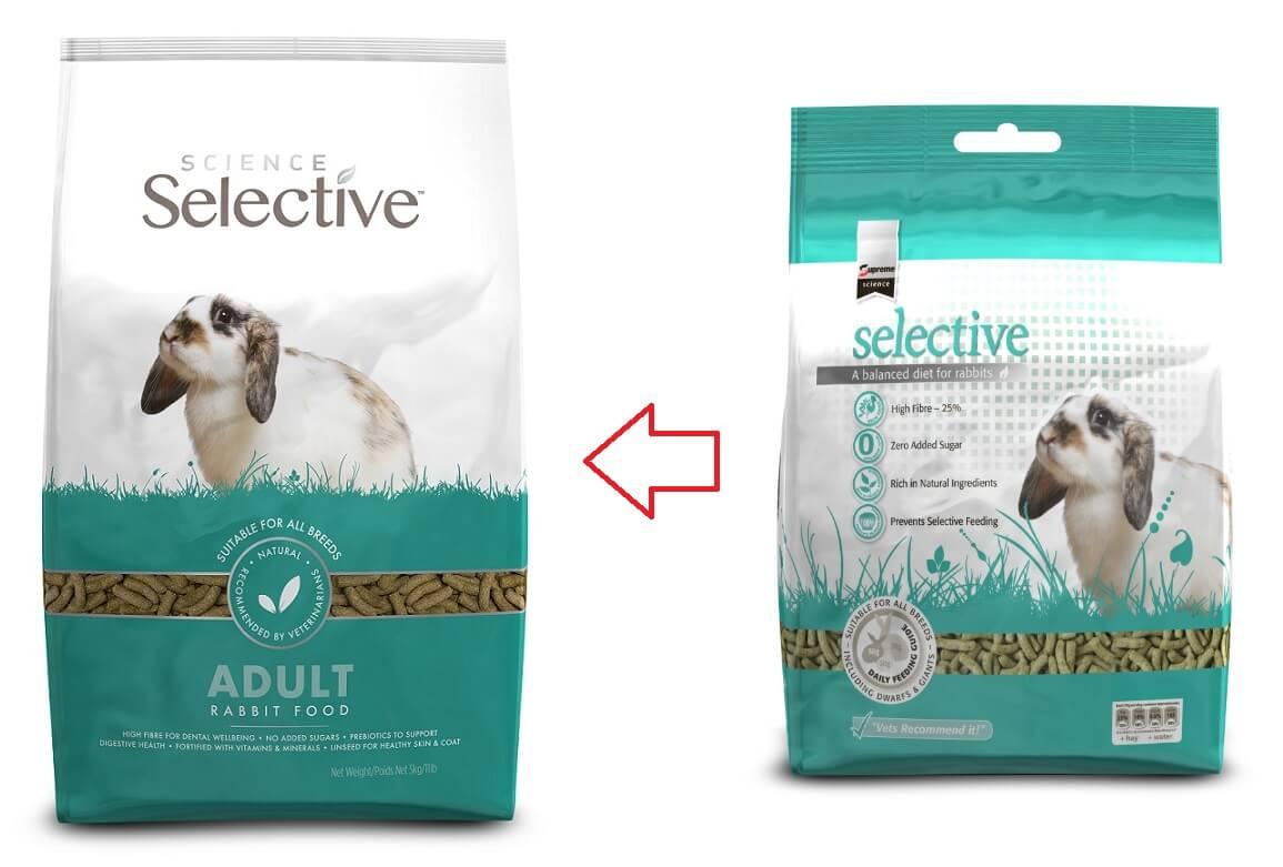 Science Selective Adult konijnenvoer