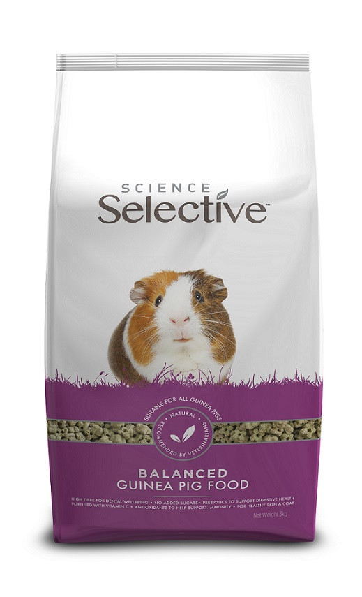 Supreme Science Selective Caviavoer