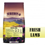 Seberus Fresh Lamb - natuurlijk graanvrij hondenvoer