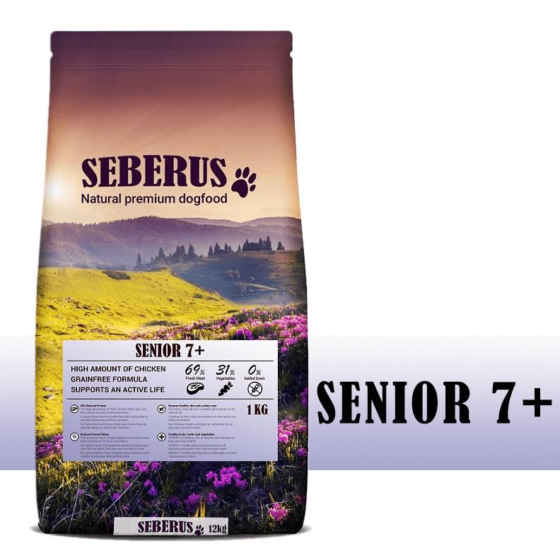 Seberus Senior 7+ hondenvoer