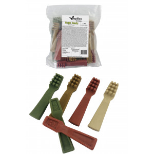 Dental Hondensnack Tandenborstel maat M 40st/1kg