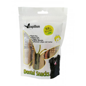 Dental Hondensnack Tandenborstel maat S 10st/100gr