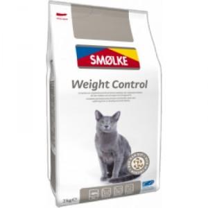 Smølke Weight Control kattenvoer 2 kg
