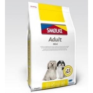Smølke Mini Adult hondenvoer 4 kg
