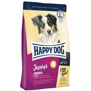 Happy Dog Supreme Junior Original hondenvoer 2 x 10 kg
