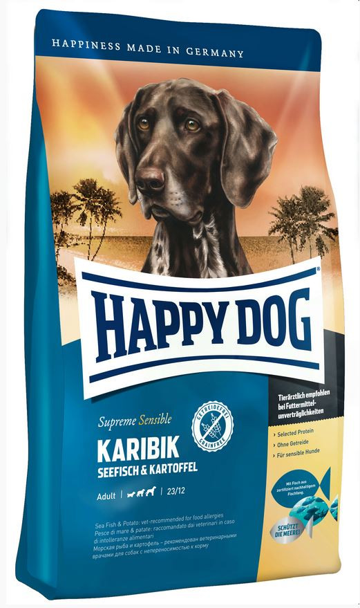 Happy Dog Supreme Sensible Karbik hondenvoer