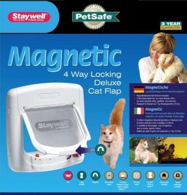 Staywell 400 magnetisch kattenluik