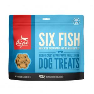 Orijen Six Fish Dog Treats