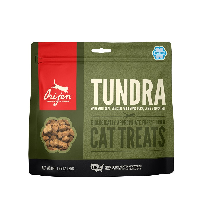 Orijen Tundra Cat Treats kattensnoep