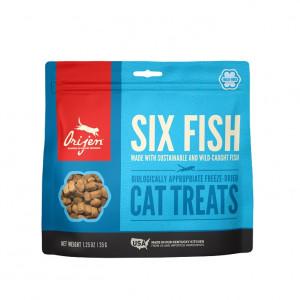Orijen Six Fish Cat Treats 35 gram