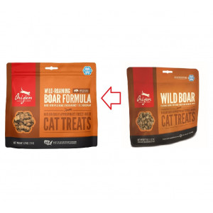 Orijen Wild-Roaming Boar Cat Treats kattensnoep