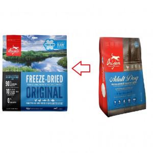 Orijen Freeze-Dried Original hondenvoer