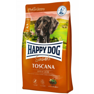 Happy Dog Supreme Sensible Toscana hondenvoer