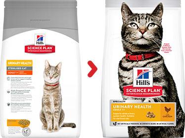 Hill's Urinary Health Sterilised Adult kattenvoer