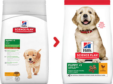 Hill's Puppy Large Breed kip hondenvoer