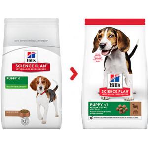 Hill's Puppy Lam & Rijst hondenvoer 3 kg