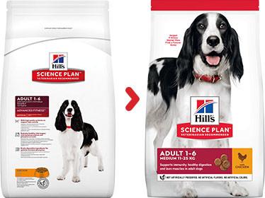 Hill's Adult Medium kip hondenvoer