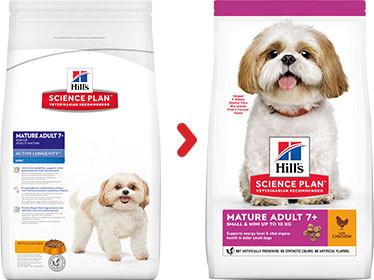 Hill's Mature Adult Small & Mini kip hondenvoer