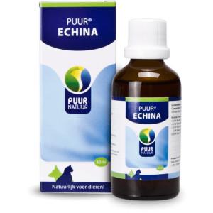Puur Echina voor hond en kat