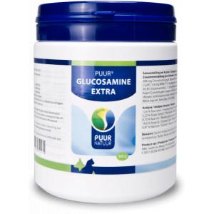 Puur Glucosamine Extra voor hond en kat