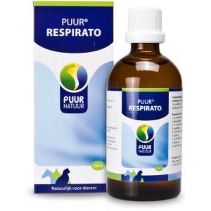 Puur Respirato voor hond, kat en paard