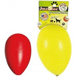 Jolly Egg voor de hond Rood
