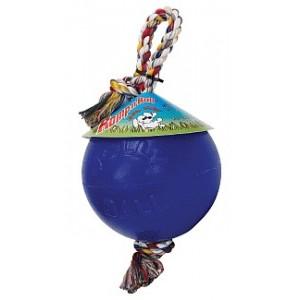 Jolly Ball aan touw voor de hond