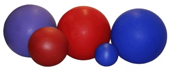 Jolly Ball Push and Play voor de hond