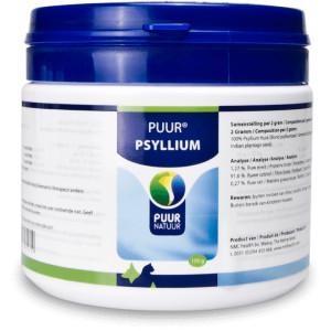 Puur Psyllium (darmen) voor hond en kat 2 x 150 gram
