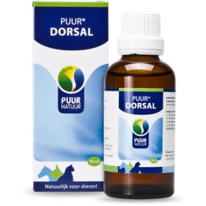 Puur Dorsal voor hond, kat en paard