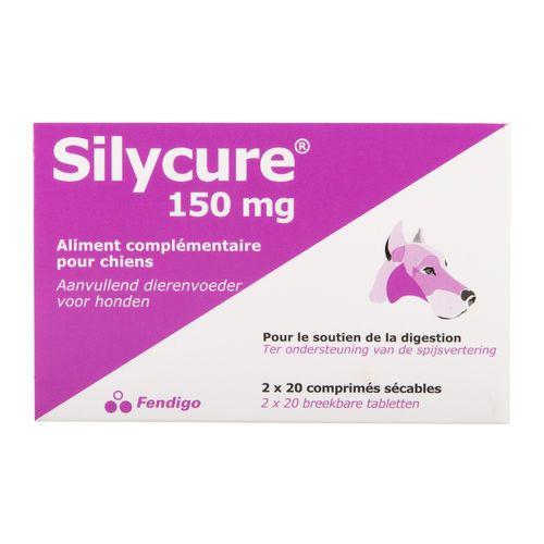 Silycure 150 mg Tabletten voor honden