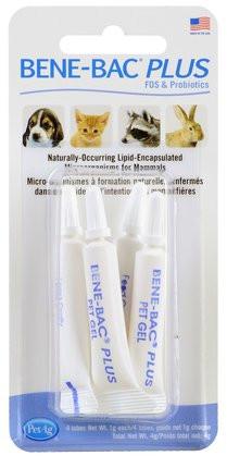 Bene-Bac Plus Gel Hond, Kat en konijn