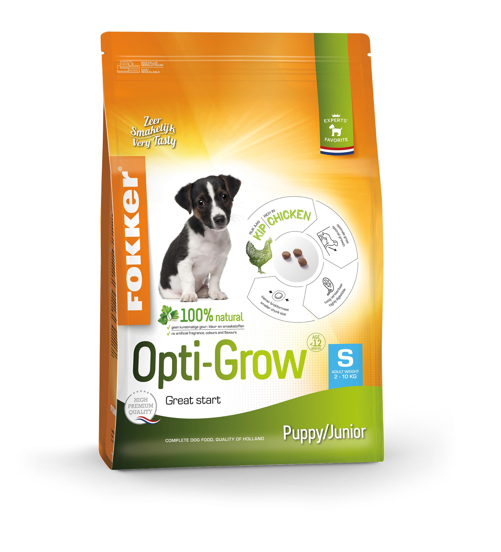 Fokker Dog Opti-Grow S hondenvoer