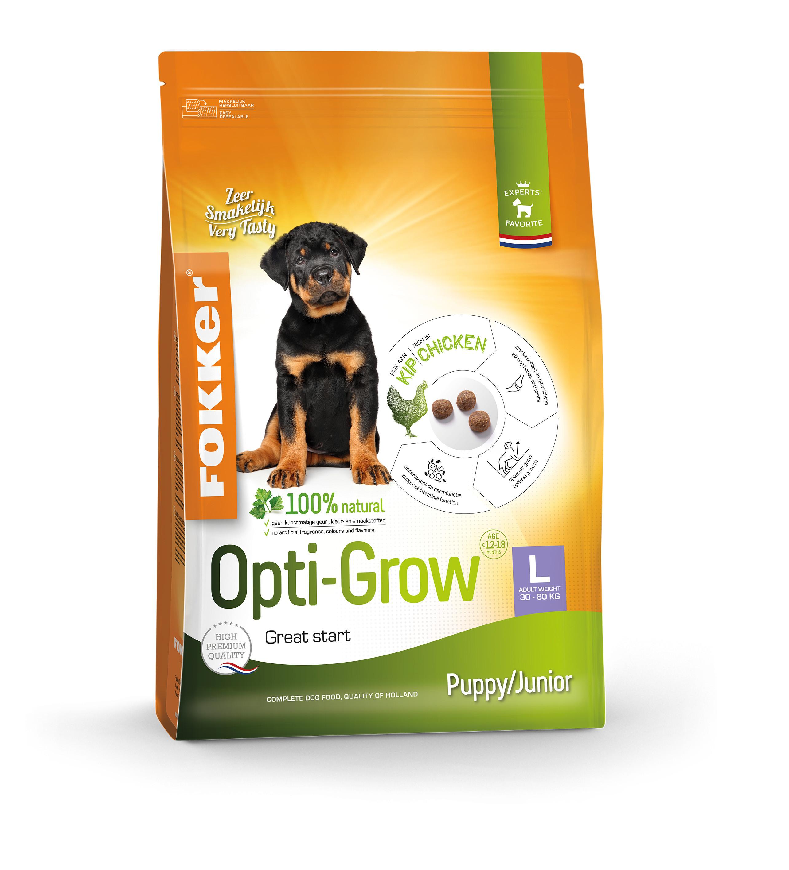 Fokker Dog Opti-Grow L hondenvoer