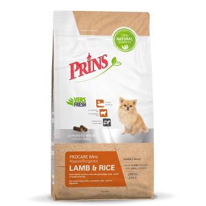 Prins ProCare Mini Lam & Rijst Hypoallergenic hondenvoer