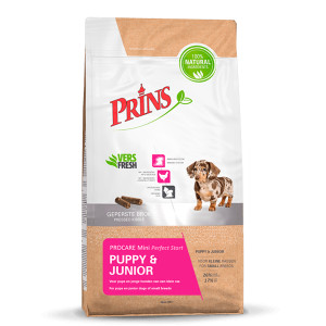 Prins ProCare Mini Puppy & Junior hondenvoer