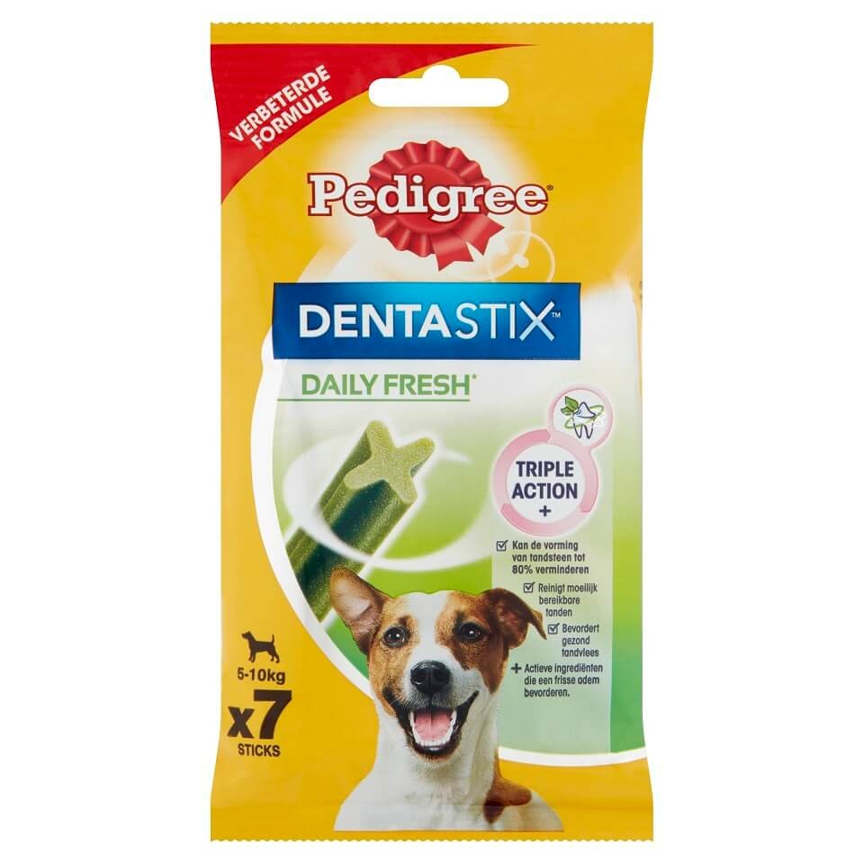 Pedigree Dentastix Fresh Mini hondensnack tot 10 kg