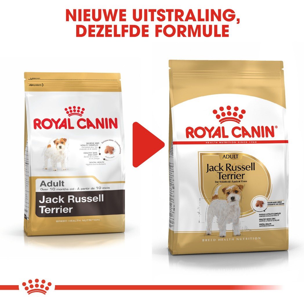 Royal Canin Adult Jack Russell Terriër hondenvoer